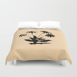 Maryland - State Papercut Print Duvet Cover