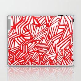 Redline (White version) Laptop & iPad Skin