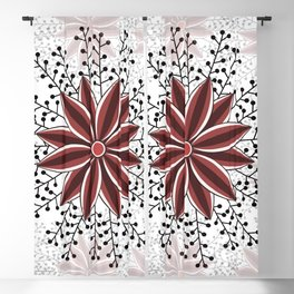 pattern 129 Blackout Curtain