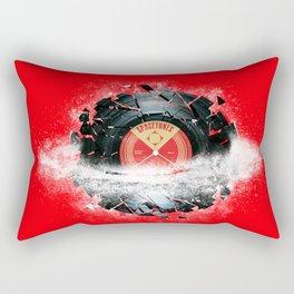 Breaking The Space Tune Rectangular Pillow