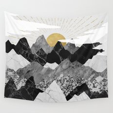 Sun rise Wall Tapestry