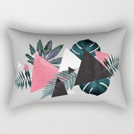 Greenery Balance Rectangular Pillow