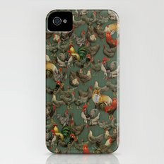 Kikiriki iPhone (4, 4s) Slim Case