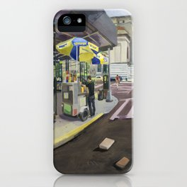 Curvilinear 97th iPhone Case