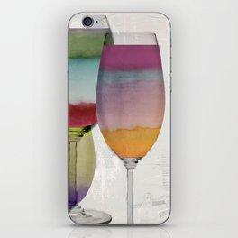 Prism Wine iPhone Skin