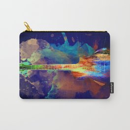 Sounds of music. Guitar. Carry-All Pouch