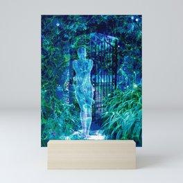 Blue Spirit Mini Art Print