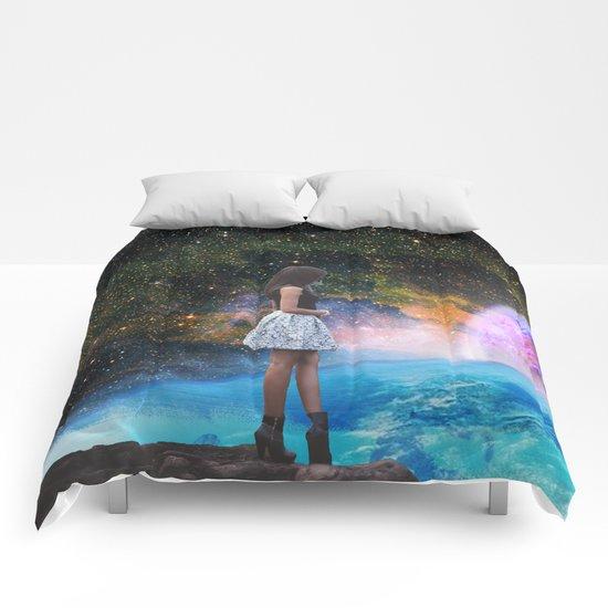 Mind Quake Comforters