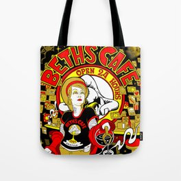 Beth's Cafe 60th Anniversary Tote Bag