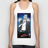 sin city Tank Tops featuring Sin City-Hartigan by Szoki