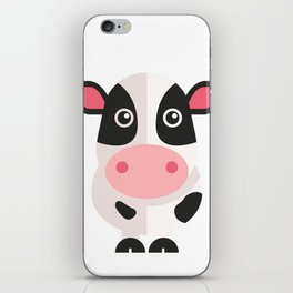 BIG Cow iPhone Skin