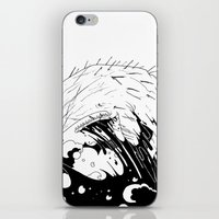 moby dick iPhone & iPod Skins featuring Moby Dick by JoJo Seames