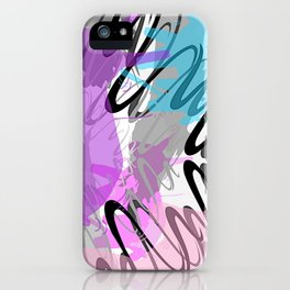 80's Pinata Party iPhone Case