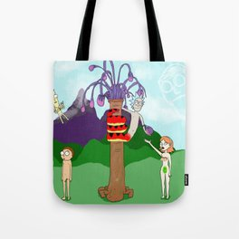 Orickinal Sin (Censored) Tote Bag