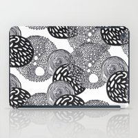 planets iPad Cases featuring PLANETS by Mari