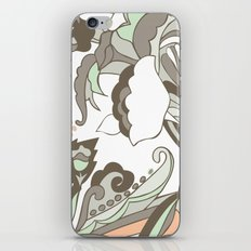 Minted Color Blocking iPhone & iPod Skin