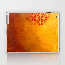 Pattern in a sandstorm Laptop & iPad Skin