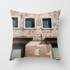 Peel Throw Pillow