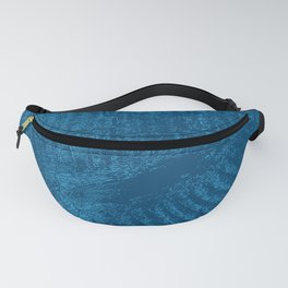 Wood Waves Fanny Pack