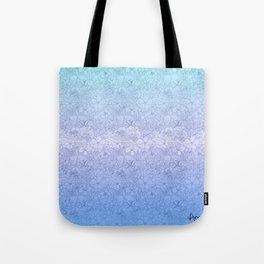 mar de flores Tote Bag