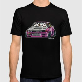 Crazy Car Art 0141 T-shirt