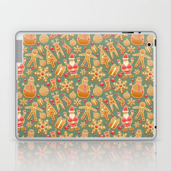 merry Christmas 5 Laptop & iPad Skin