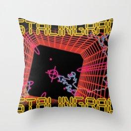 Stalingrad Throw Pillow