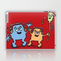 Happy balloon :) Laptop & iPad Skin