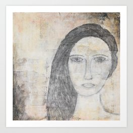 Hope Whispers Art Print
