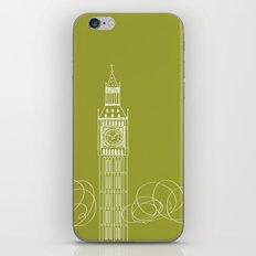 London by Friztin iPhone Skin