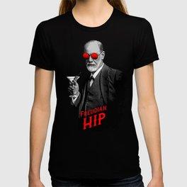 Hipster Psychologist Sigmund Freud T-shirt