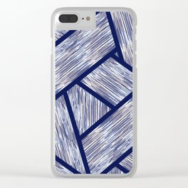Michelle. Clear iPhone Case