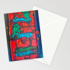The F  Stationery Cards