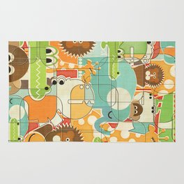 Bungle Jungle Rug