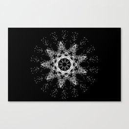 Fizzly Canvas Print