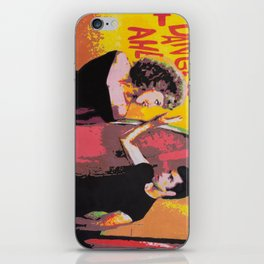 Danny and Sandy iPhone Skin