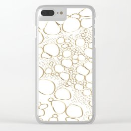 Abstract digital work 9 Clear iPhone Case