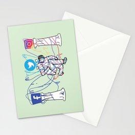 Idle Idols Stationery Cards
