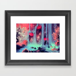 Protect me from what I want Framed Art Print