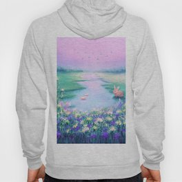 Pools of Blessing After Rain Hoody