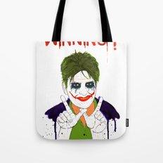 The new joker? Tote Bag