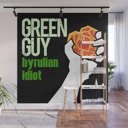 Hyrulian Idiot Wall Mural