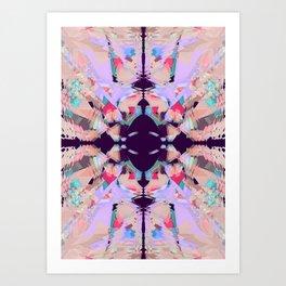 Bohemian art Art Print