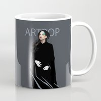 artpop Mugs featuring Artpop by Annike