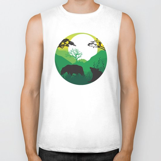My Nature Collection No. 50 Biker Tank