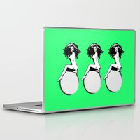 artrave Laptop & iPad Skins featuring artRAVE by Greg21
