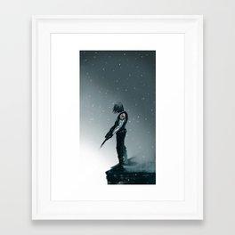 A Ghost Story Framed Art Print