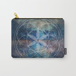 Sacred Geometry Universe X Carry-All Pouch