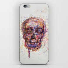 Achucumulato iPhone & iPod Skin