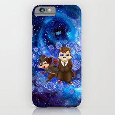 funny cute 10th and 4th Doctor squirrel iPhone 4 4s 5 5c 6, pillow case, mugs and tshirt Slim Case iPhone 6s
